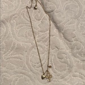 Jewelry - Gold Medium Fossil Necklace